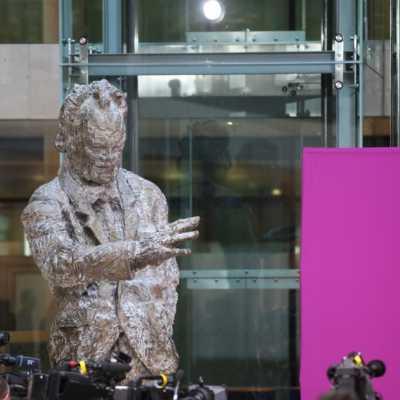 Bild: Willy-Brandt-Statue, über dts Nachrichtenagentur