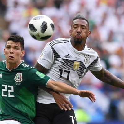 Bild: Deutschland - Mexiko am 17.06.2018, Markus Ulmer/Pressefoto Ulmer, über dts Nachrichtenagentur
