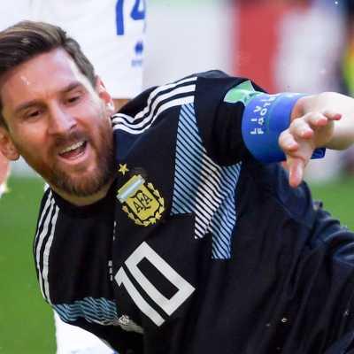 Bild: Lionel Messi (Nationalmannschaft Argentinien), Markus Ulmer/Pressefoto Ulmer, über dts Nachrichtenagentur