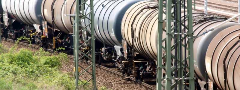 Bild: Güterzug auf Gleisanlage, über dts Nachrichtenagentur