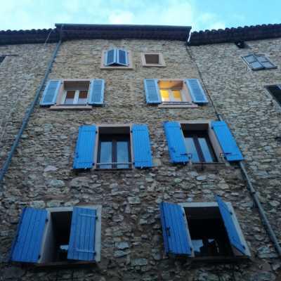 Bild: Hausfassade in Südfrankreich, über dts Nachrichtenagentur
