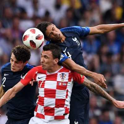 Bild: Frankreich-Kroatien 15.7.18, Michael Kienzler/Pressefoto Ulmer, über dts Nachrichtenagentur