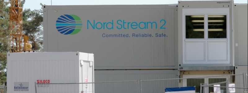 Bild: Bau von Nord Stream 2, über dts Nachrichtenagentur