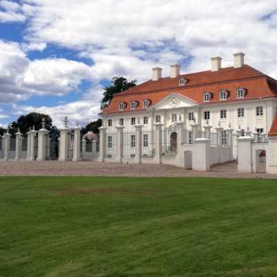 Bild: Schloss Meseberg, über dts Nachrichtenagentur