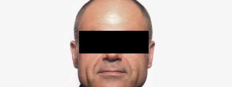 Bild: Fahndungsfoto nach Ali S., Polizei Düsseldorf,  Text: über dts Nachrichtenagentur