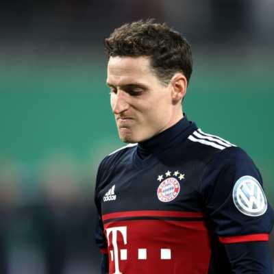 Bild: Sebastian Rudy (FC Bayern), über dts Nachrichtenagentur