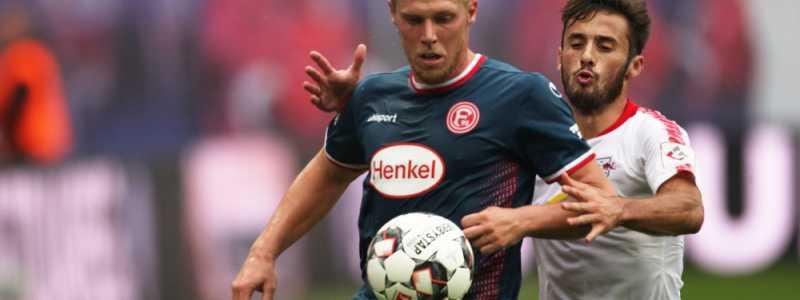 Bild: RB Leipzig - Fortuna Düsseldorf 02.09.2018, über dts Nachrichtenagentur