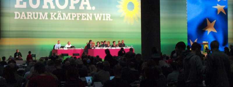 Bild: Grünen-Parteitag am 09.11.2018, über dts Nachrichtenagentur