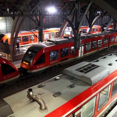 Bild: Züge von DB Regio, über dts Nachrichtenagentur
