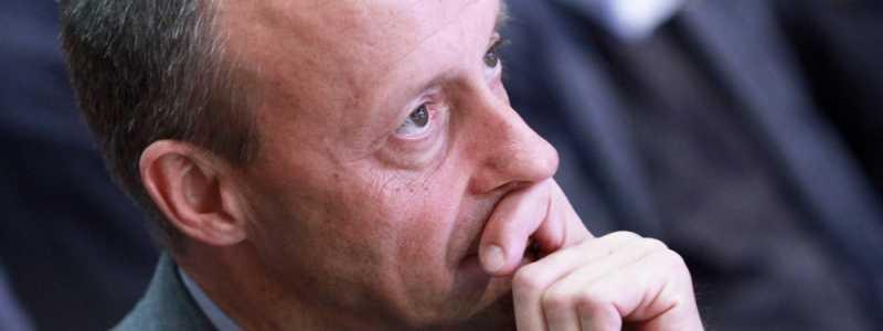 Bild: Friedrich Merz, über dts Nachrichtenagentur
