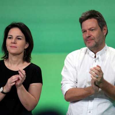 Bild: Annalena Baerbock und Robert Habeck, über dts Nachrichtenagentur