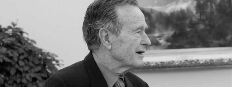 Bild: George H.W. Bush, über dts Nachrichtenagentur