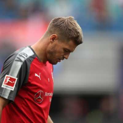 Bild: Simon Terodde noch zu VfB-Stuttgart-Zeiten, über dts Nachrichtenagentur