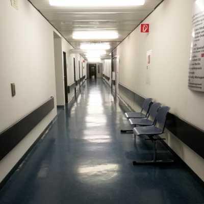 Bild: Krankenhausflur, über dts Nachrichtenagentur