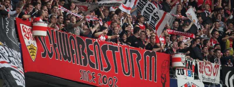 Bild: Fans des VfB Stuttgart, über dts Nachrichtenagentur