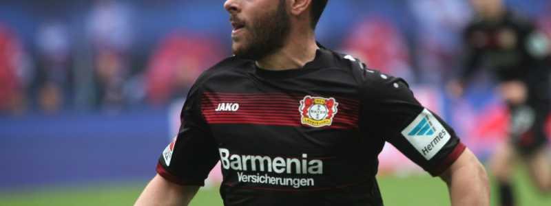 Bild: Kevin Volland (Bayer 04 Leverkusen), über dts Nachrichtenagentur