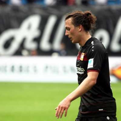Bild: Julian Baumgartlinger (Bayer 04 Leverkusen), über dts Nachrichtenagentur