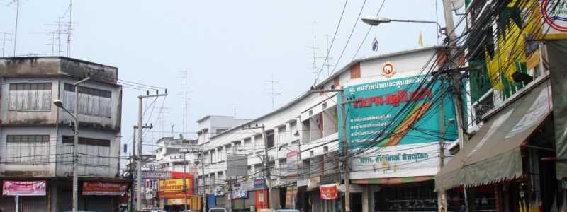 Bild: Straßenszene in Thailand, über dts Nachrichtenagentur