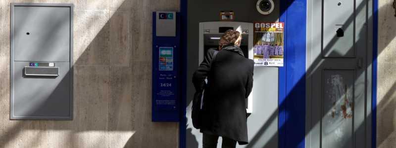 Bild: Geldautomat in Frankreich, über dts Nachrichtenagentur