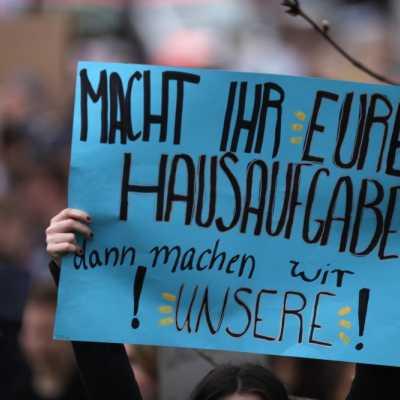 Bild: Fridays-for-Future-Protest, über dts Nachrichtenagentur