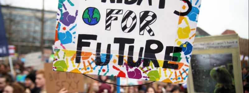 Bild: Schülerprotest am 29.03.2019, über dts Nachrichtenagentur