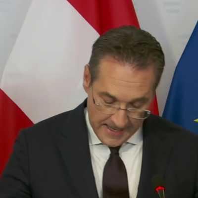 Bild: Heinz-Christian Strache am 18.05.2019, über dts Nachrichtenagentur