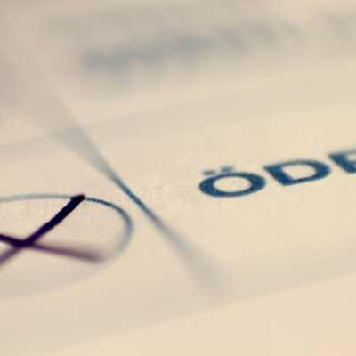 Bild: ÖDP auf Stimmzettel, über dts Nachrichtenagentur