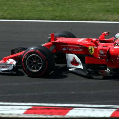 Bild: Formel-1-Rennauto von Ferrari, über dts Nachrichtenagentur