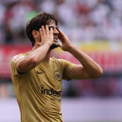 Bild: Gonçalo Paciência (Eintracht Frankfurt), über dts Nachrichtenagentur