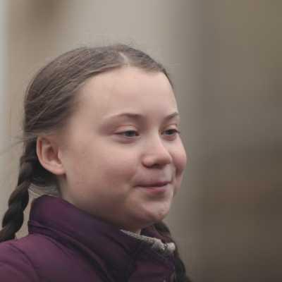Bild: Greta Thunberg, über dts Nachrichtenagentur