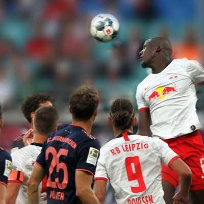 Bild: RB Leipzig - FC Bayern am 14.09.2019, über dts Nachrichtenagentur