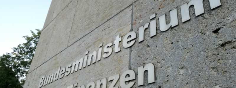 Bild: Finanzministerium, über dts Nachrichtenagentur