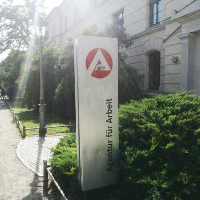 Bild: Arbeitsamt in Aschersleben, über dts Nachrichtenagentur