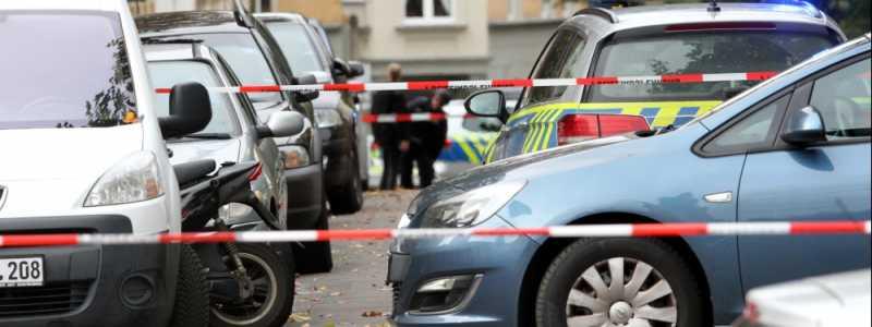 Bild: Polizeieinsatz 09.10.2019 in Halle (Saale), über dts Nachrichtenagentur