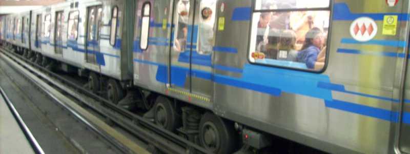 Bild: Metro von Santiago de Chile, über dts Nachrichtenagentur
