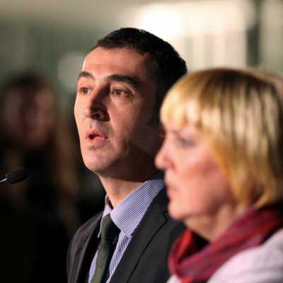 Bild: Cem Özdemir und Claudia Roth, über dts Nachrichtenagentur