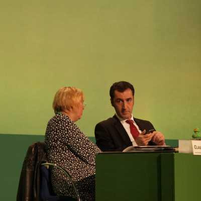 Bild: Claudia Roth und Cem Özdemir, über dts Nachrichtenagentur