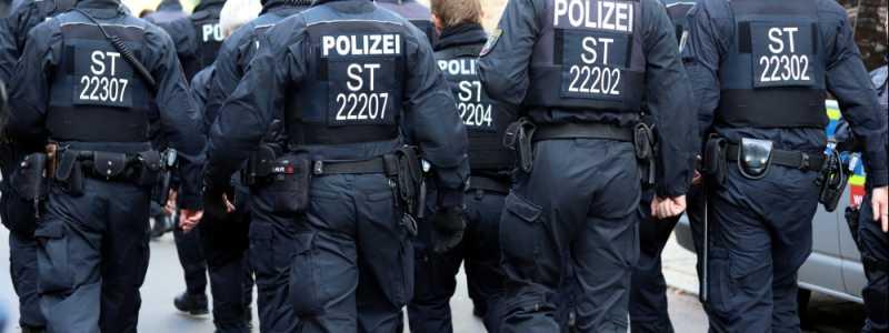 Bild: Polizeieinsatz, über dts Nachrichtenagentur