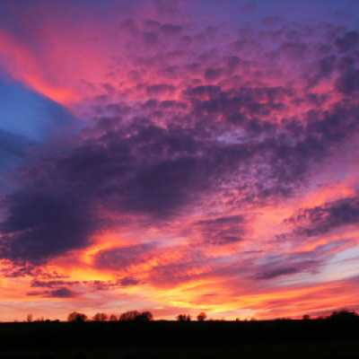 Bild: Sonnenuntergang, iStockphoto.com / 36pixels