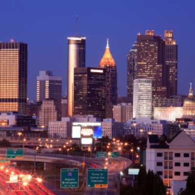Bild: Atlanta,Georgia, iStockphoto.com / Veni