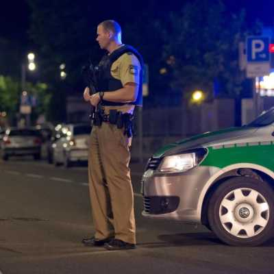 Bild: Explosion in Ansbach