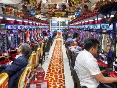 Bild: Das Glücksspiel ist in Japan sehr beliebt.