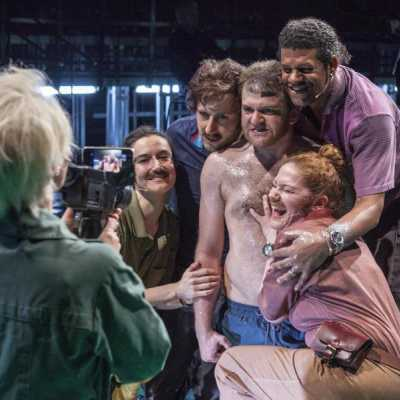 Bild: Oper «Sweat of the Sun»