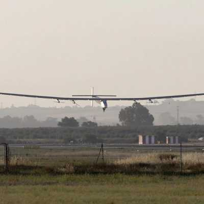 Bild: Solar Impulse 2