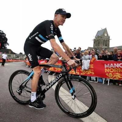 Bild: Christopher Froome