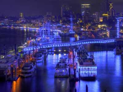 BluePort: Die Landungsbrücken