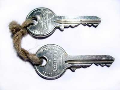 Die Schlüssel zum Traumhaus