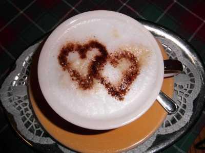 Kaffee - der Deutschen liebstes Getränk.