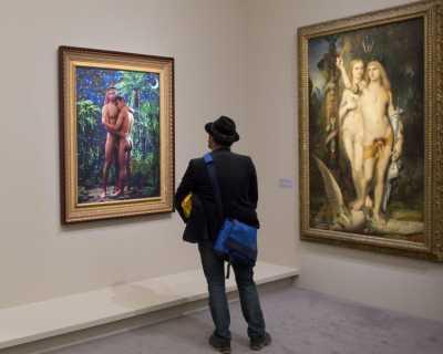 News: Von Wien nach Paris: Nackte Männer im Musée d'Orsay