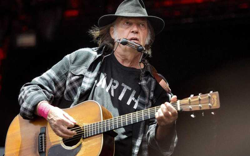 Neil Young - Foto: Nils Meilvang